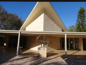 Unitarian Universalist Church of Sarasota Sanctuary