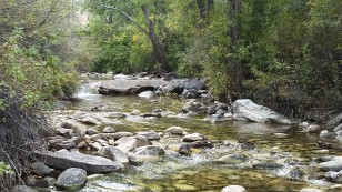 River, Ruby Mountains, Nevada